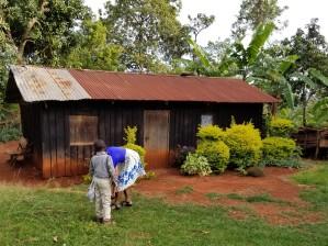 kenya typical home